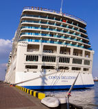 Cruise ship Costa Deliziosa Royalty Free Stock Images