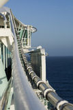 Cruise ship detail Royalty Free Stock Photos