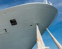 Cruise Ship Details Royalty Free Stock Image