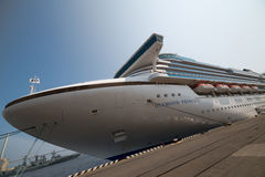 Cruise ship Diamond Princess. Royalty Free Stock Image