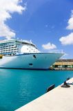 Cruise ship I Royalty Free Stock Image