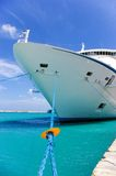 Cruise ship III Royalty Free Stock Photos