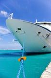 Cruise ship III Royalty Free Stock Photos