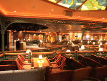 Cruise ship interior Stock Photo