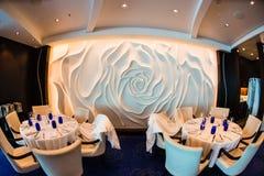 Cruise ship interior Royalty Free Stock Photos
