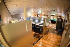 Cruise ship interior Royalty Free Stock Image