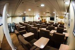 Cruise ship interior Stock Photography