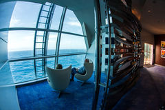 Cruise ship interior Stock Photos