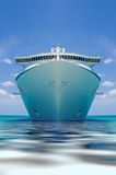Cruise ship IV Stock Image