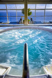 Cruise Ship Jacuzzi Stock Photos
