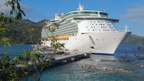 Cruise ship stock footage