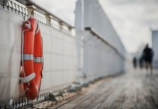 Sea Travel Safety Royalty Free Stock Images