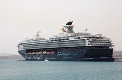 Cruise Ship Mein Schiff Stock Image