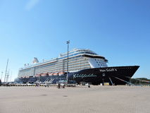 Cruise ship-Mein Schiff 4 Royalty Free Stock Photos