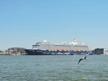 Cruise ship-Mein Schiff 4 Stock Photo