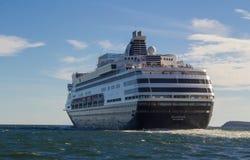 Cruise Ship MS Maasdam Stock Photos