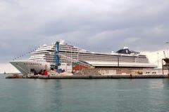 Cruise ship MSC Orchestra Stock Image