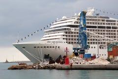 Cruise ship MSC Orchestra Royalty Free Stock Image
