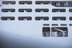 Cruise ship MSC Presioza Stock Photography