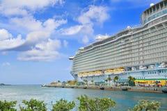 Cruise Ship Royalty Free Stock Photo