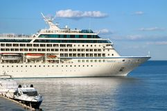 Cruise ship Nautica Royalty Free Stock Images