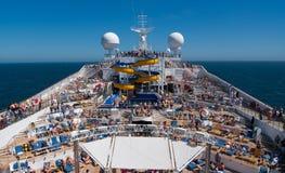 Cruise, Ship, Ocean, Sea, Travel Royalty Free Stock Image