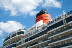 Cruise ship Queen Victoria Stock Images