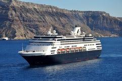 Cruise ship Ryndam Royalty Free Stock Photos