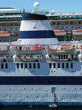 Cruise Ships Royalty Free Stock Photo