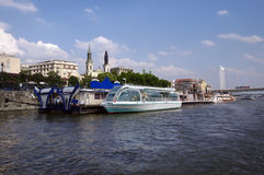 Budapest cruise Royalty Free Stock Photography