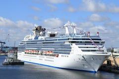 Cruise Ships Stock Image