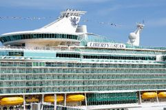 Liberty of the Seas Stock Images