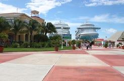 Cruise Ships Royalty Free Stock Photos