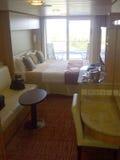 Cruise stateroom Royalty Free Stock Image