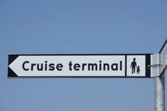 Cruise terminal Stock Photos