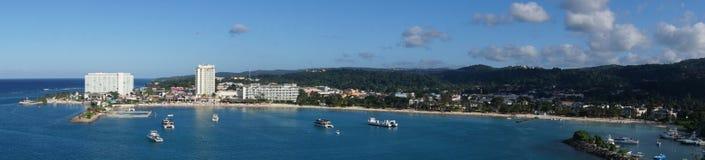 Cruise Terminal Ocho Rios – Jamaica royalty free stock photos
