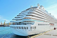Cruise travel ship Stock Photography