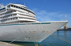 Cruise travel ship Stock Images