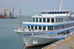 Cruise travel ship Stock Photography