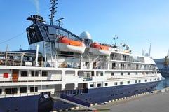 Cruise travel ship Stock Photos
