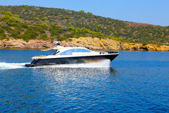 Cruise Trip in Greece Royalty Free Stock Photo