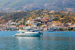 Cruise Trip in Greece Royalty Free Stock Photography
