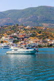 Cruise Trip in Greece Royalty Free Stock Image