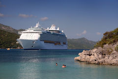 Cruise Vacation Stock Photography