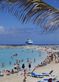 Cruise vacation Royalty Free Stock Photo