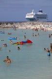 Cruise Vacation Stock Image