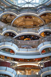 Cruise vacation interior royalty free stock photo