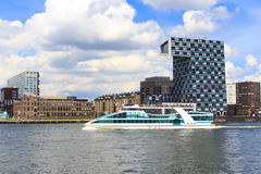 Cruise Vessel stock photo