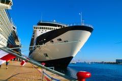 Cruisebestemming: Mexico Royalty-vrije Stock Foto