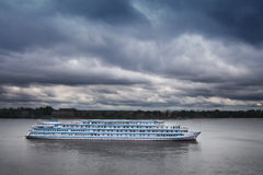 Cruiseboot Royalty-vrije Stock Fotografie